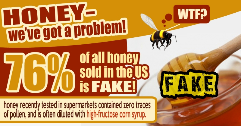Fake Honey Anouncement