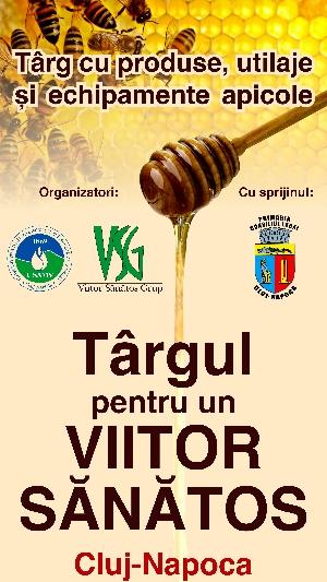 Targul pentru un viitor sanatos Cluj-Napoca