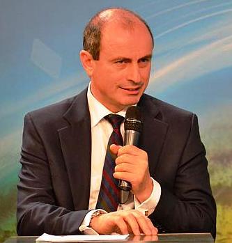 Achim Irimescu Ministrul Agriculturii
