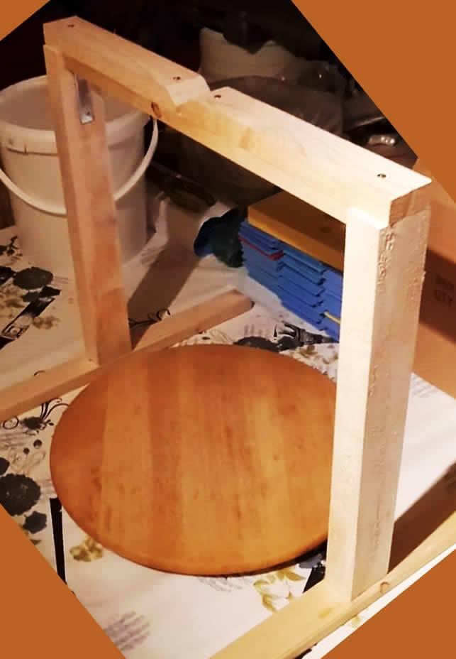 cadru din lemn