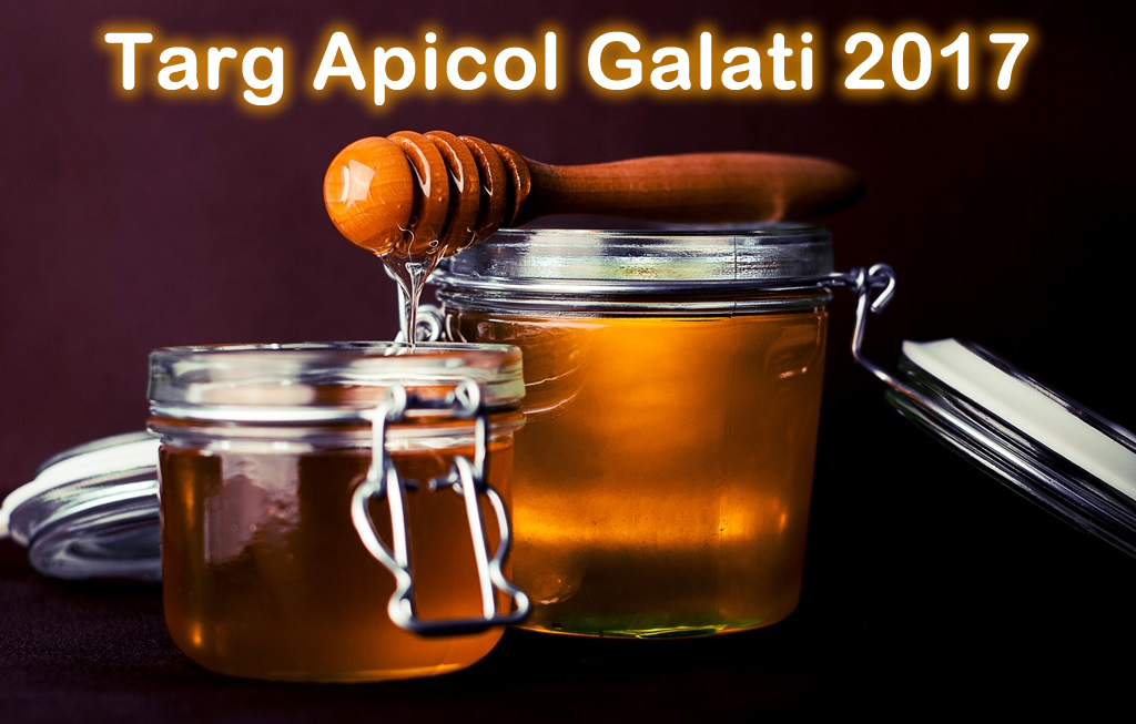 Targ Apicol Galati 2017 - Apicultura Online