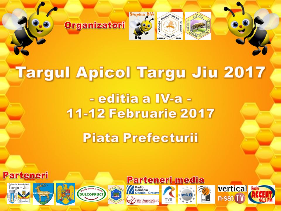 Targul Apicol Targu Jiu 2017 - Apicultura Online