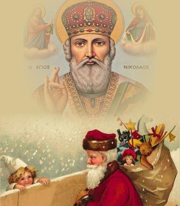 Sfntul Nicolae - Saint Nicholas