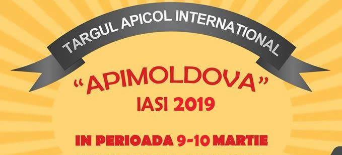 Targul Apicol Iasi 2019 - Apimoldova 2019