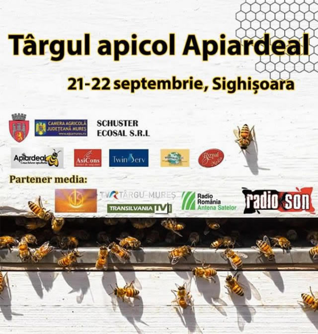 Targul Apicol Apiardeal 2019