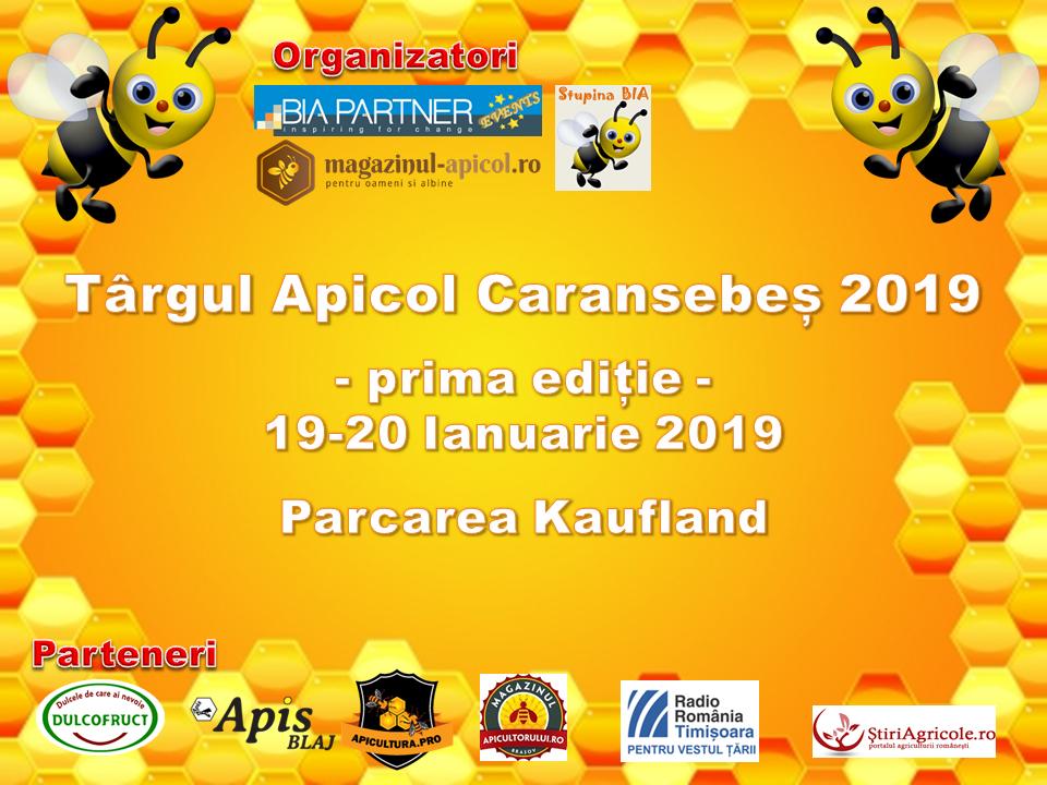 Targul Apicol Caransebes 2019