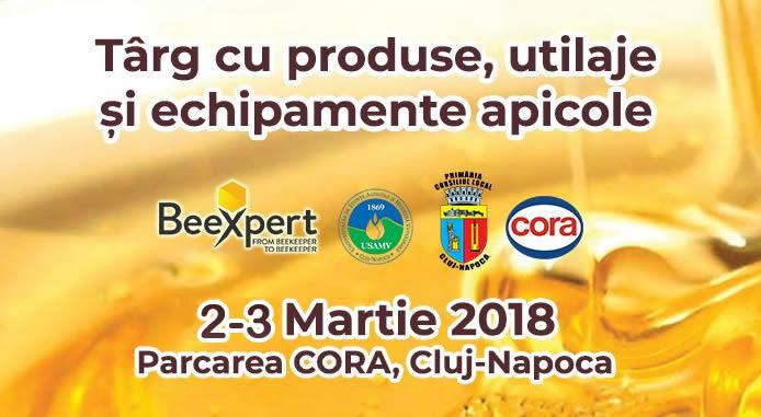 Targul Apicol Cluj Napoca 2019 - Viitor Sanatos 2019