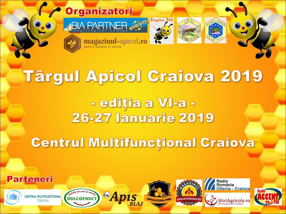 Targul Apicol Craiova 2019