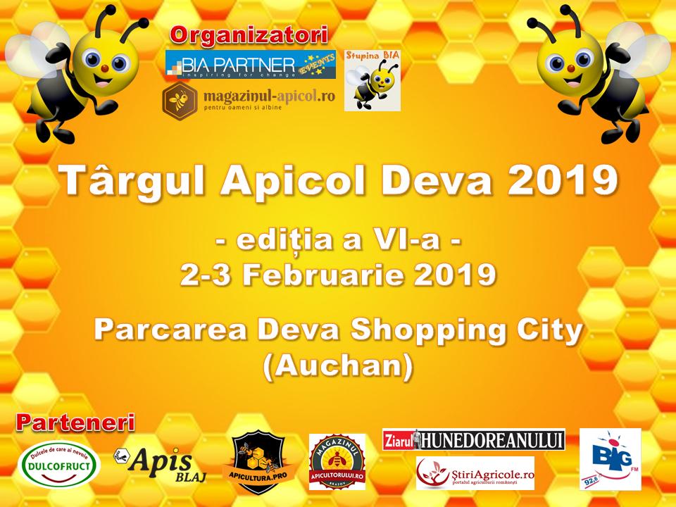 Targul Apicol Deva 2019