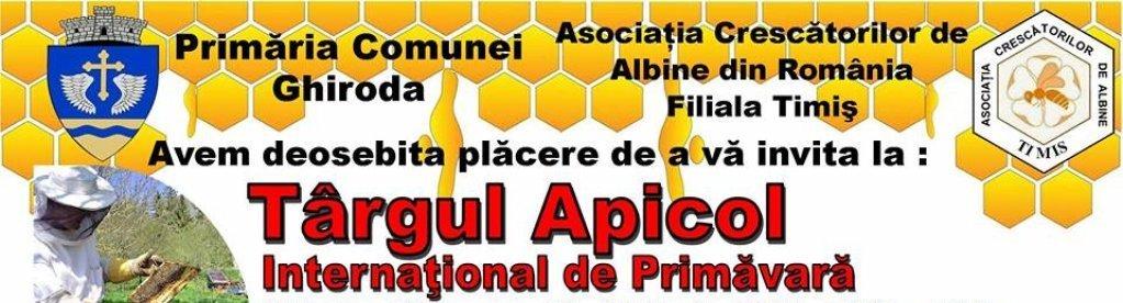 Targul Apicol Ghiorda 2019